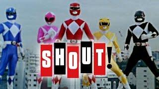 Zyuranger on DVD? (SDCC Power Rangers News!)