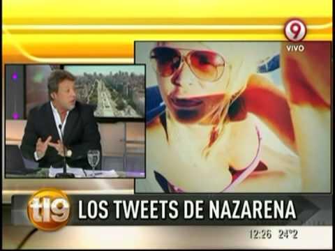 Las últimas fotos de Nazarena en Miami