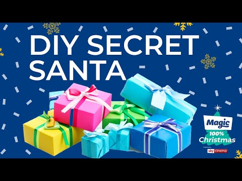 DIY Secret Santa With The Magic Radio Presenters - Part 1