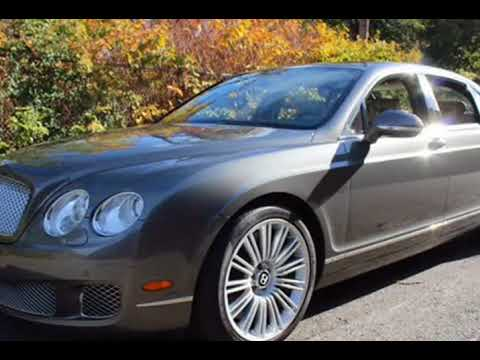 2012 Bentley Continental Flying Spur Hasbrouck Heights New Jersey