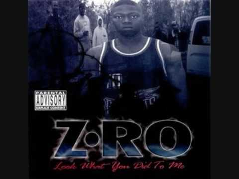 Guerilla Til' I Die - Z-RO (Look What You Did To Me)