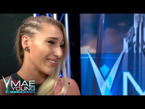 Rhea Ripley isn't done with fellow WWE signee Dakota Kai: Exclusive, Sept. 5, 2017