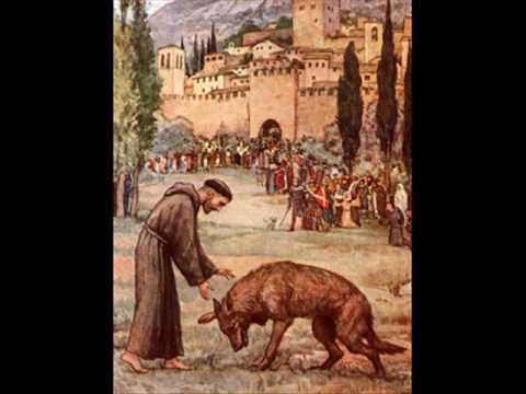Francisco y el Lobo (Cancion) - YouTube