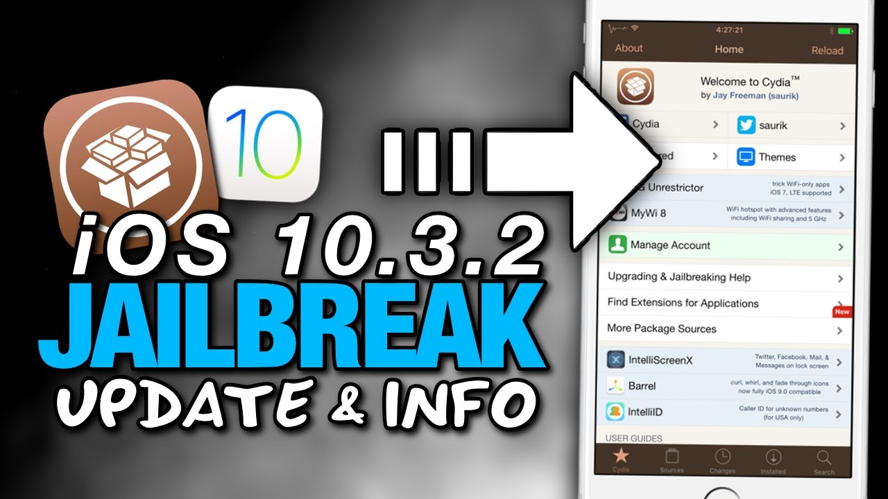 most recent iphone update new ios 10 3 2 jailbreak update amp info what is the most 6556