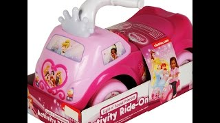 Машинки Disney. Обзор игрушки для девочки. Toys