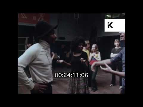 1970s West End Musical Rehearsal | Kinolibrary