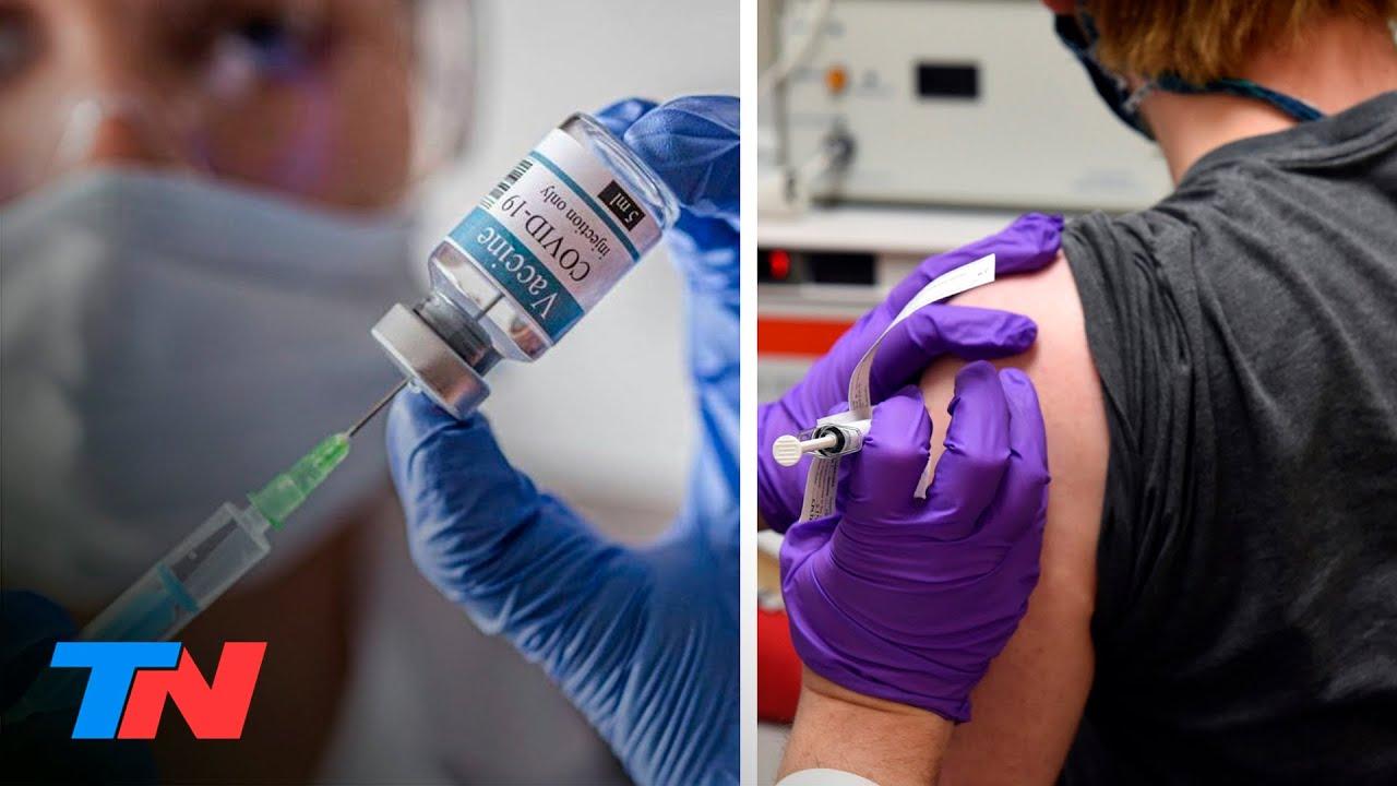 Coronavirus | Probarán en la Argentina una vacuna contra el COVID-19