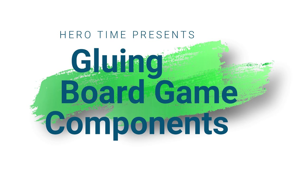 Gluing and Cutting Costs - How Much Does it Cost to Make a Board Game.