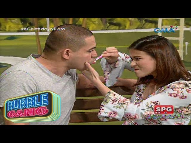 Bubble Gang: Linis-kinis na girlfriend