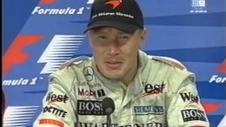 Hakkinen vs Schumacher Spa 2000 best overtake ever (By Mika)