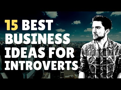 15 Best Business Ideas For Introverts In 2020
