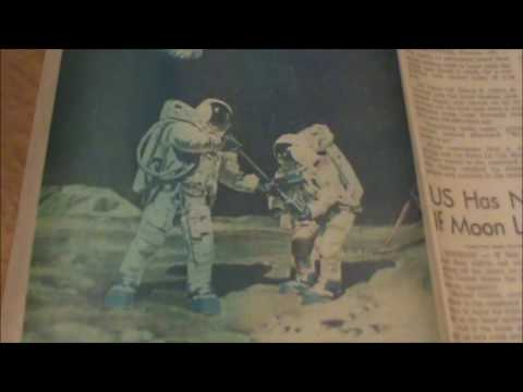 The Sacramento Bee - Spacemen prepare for the moon