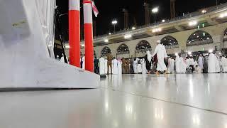 صلاة الفجر للشيخ سعود الشريم فجر الإثنين ٢١ محرم ١٤٤٠ هـ من صحن المطاف