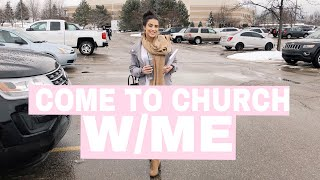 WHAT I LEARNED FROM CHURCH | ADDRESSING NEGATIVITY thumbnail