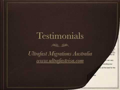 ULTRA-FAST MIGRATION AUSTRALIA TEL: +61 (08) 92217311 - Ultrafast