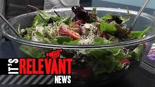 Spring Salad Recipe with Fresh Fruits and Vegetables