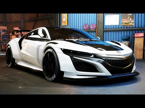 CRAZY 1,000+ HP ACURA NSX BUILD! - Need for Speed: Payback - Part 57