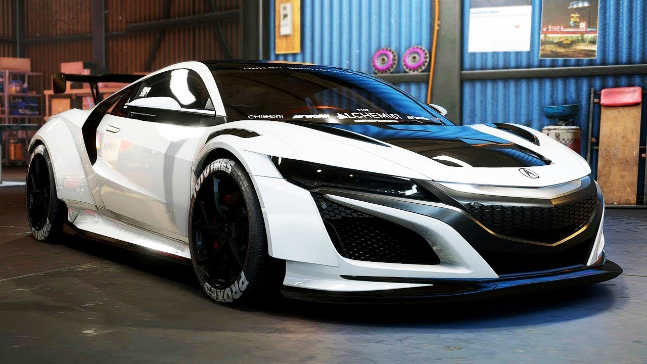 CRAZY 1,000+ HP ACURA NSX BUILD! - Need for Speed: Payback - Part 57 ...
