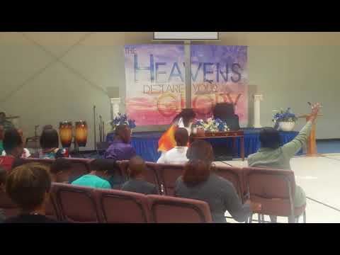 Calling the Name of Jesus- Amante Lacey