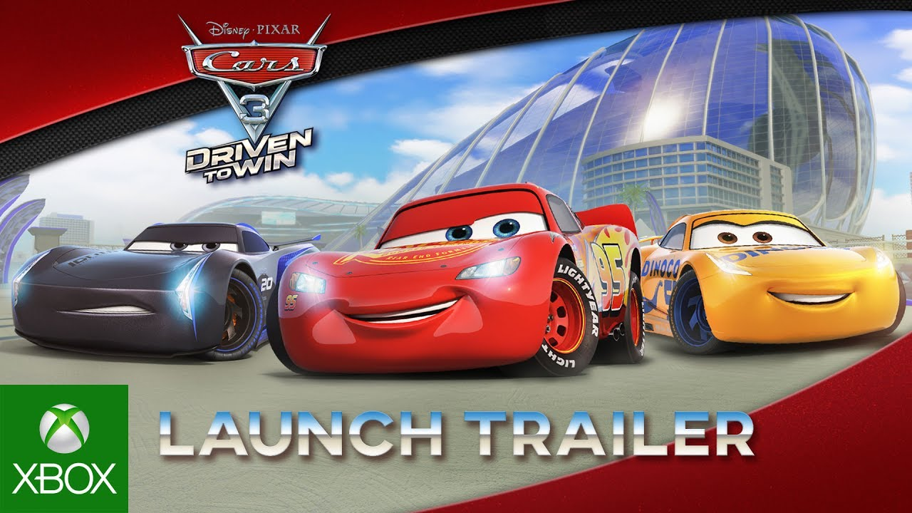 Cars 3 Driven To Win Launch Trailer Youtube