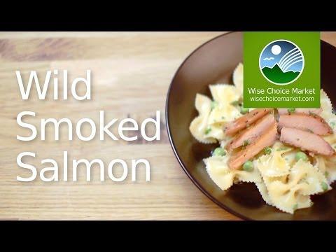 Wild Smoked Salmon - Wise Choice Market