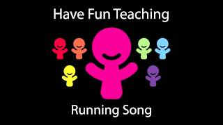 Running Song (Fitness Song for Kids - Audio)