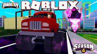 ROBLOX - MAD CITY SEASON 4, 60 LEVELS IN 60 SECONDS!!