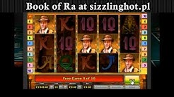 Absolutely insane winning at Book of Ra online game!!