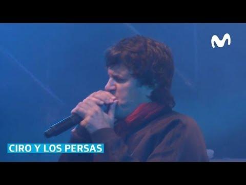 Ciro Y Los Persas: Movistar Fri music,Bahía Blanca,Bs As (19/05/2018)