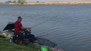 О рыбалке всерьез. Весенний фидер на реке. Выпуск 364 HD