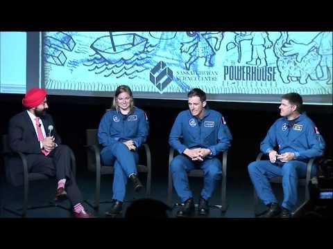 Meet Canada's new astronauts!
