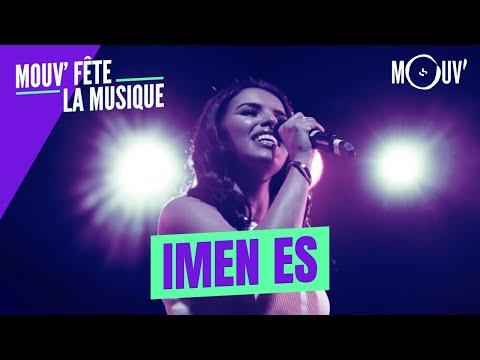 Youtube: IMEN ES:«Mon mari»,«Donne-moi»,«1ère fois» (Concert Mouv' fête la musique)