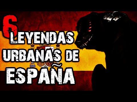 6 Leyendas Urbanas de España │ MundoCreepy │ MaskedMan