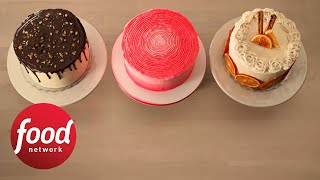 Satisfy Your Sweet Tooth   Cake Wars   Food Network