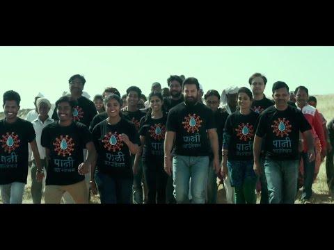 Aamir khan's Satyamev Jayate Water Cup Song | Kiran rao | ajay-atul | Nagraj Manjule