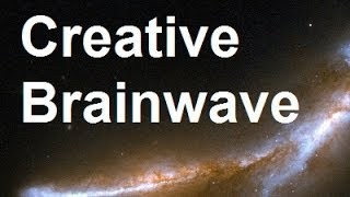 Intense brainwave for creativity - for student, writer, journalist, poet and people on a deadline!