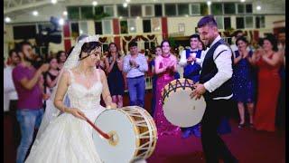 Gelin Davul Çaldı !! Hatay'dan Gelin Alıyorsun Damat Dikkat !! SÜPER Düğün 2019