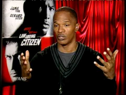 JAMIE FOXX AND GERARD BUTLER TEAM FOR LAW ABIDING CITIZEN