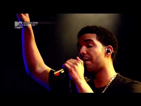DRAKE - LIVE IN LONDON WIRELESS FESTIVAL 2012 - FULL HD