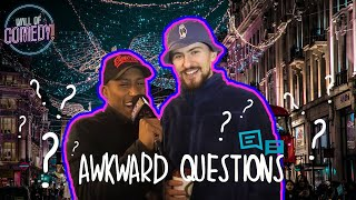 Asking Awkward | Christmas Questions With Yung Filly Part 2 | S:1 E:7