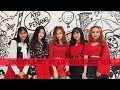 Red Velvet 레드벨벳 Intro + Red Flavour + 'Power Up' DANCE COVER BY INVASION GIRLS