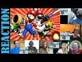 SMG4: Stupid Mario Rabbids REACTION MASHUP