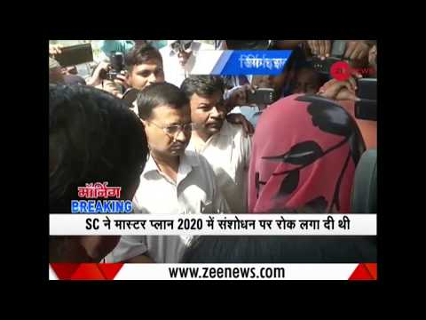 Morning Breaking: Hearing in Supreme Court today in the case of sealing in Delhi