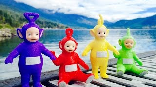 Video TELETUBBIES Toys Jump In a Cold Lake! download MP3, 3GP, MP4, WEBM, AVI, FLV November 2018