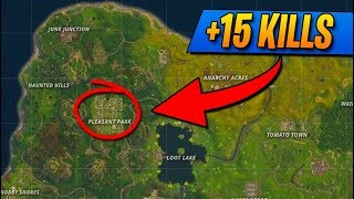 +15 KILLS en 1 CIUDAD!! Fortnite: Battle Royale