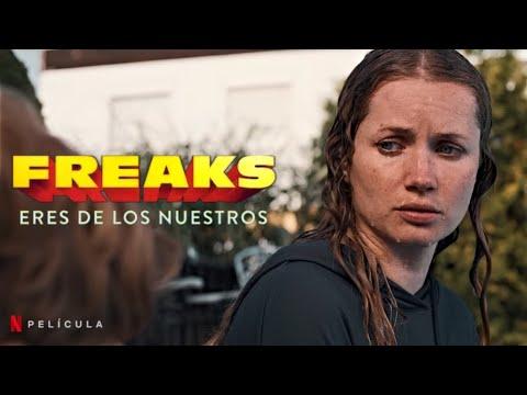Freaks : Eres de los Nuestros - Trailer en Español Latino l Netflix