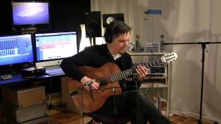 Lullaby Of Birdland Gypsy- American- French version. Played by Bertrand Le Guillou