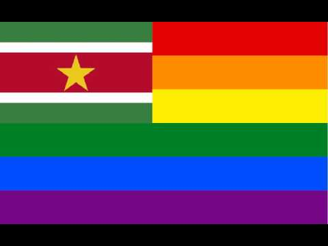 LGBT Ensign of Suriname