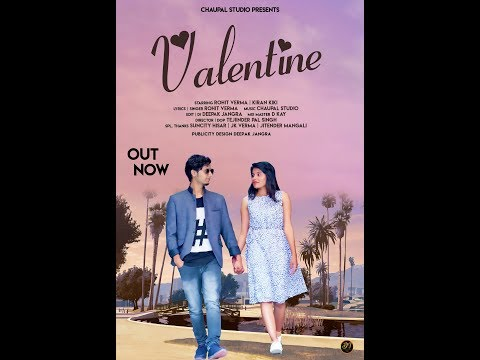 Valentine | Rohit Verma | Chaupal Studio | Latest Haryanvi Songs | Bollywood Song