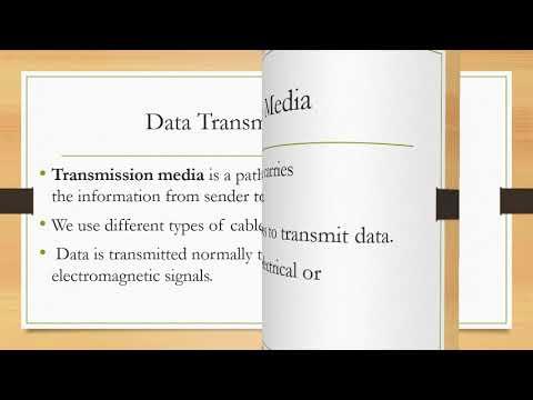 Data Transmission Media